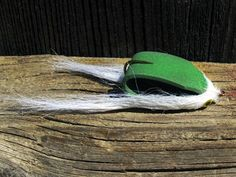 """Kevin price introduces """"Super Weedless"""" bass fly design. Super Weedless technology gives anglers a new tool to surgically target grandaddy bucketmouths living deep in the weeds."""