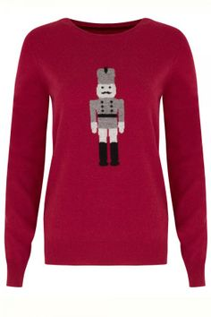 c8d334d6e5 Soldier jumper Christmas Jumper Day