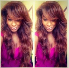 love the hair and colors