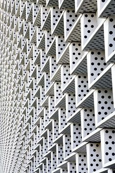 Zig Zag Flats in Zeeburg, Amsterdam, by Rod Monkey
