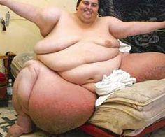 manuel uribe | Manuel Uribe, el hombre mas gordo del mundo.