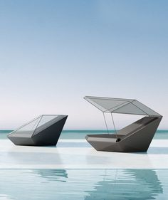 FAZ DAYBED - Designer Armchairs from Vondom ✓ all information ✓ high-resolution images ✓ CADs ✓ catalogues ✓ contact information ✓ find your. Outdoor Wicker Furniture, Bench Furniture, Modern Furniture, Furniture Design, Outdoor Hammock Bed, Geometric Furniture, Shade Umbrellas, Wicker Planter, Wicker Baskets