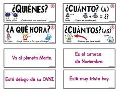 Teaching Spanish Question Words.  ¿Por qué?  ¿Por qué no? — Speak More Spa