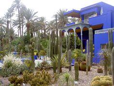 L'atelier de Majorelle à Marrakech