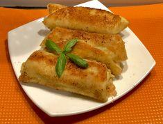 Krokiety wiejskie - Blog z apetytem Quiche, Cheese, Meat, Chicken, Breakfast, Blog, Pierogi, Polish Cuisine, Morning Coffee