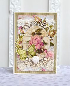 Lemoncraft: Inspires Dina: romantic and layers - Inspirations from Dina: romantic and layers