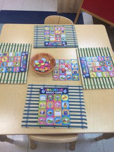 Chanukah bingo game!