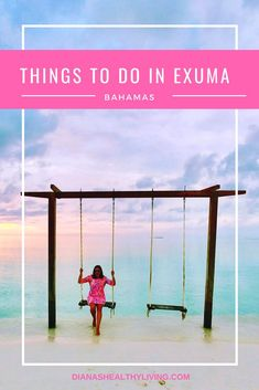 Take a look at the best things to do in Exuma for a fun-filled holiday. If you're heading on a Bahamas vacation, our top picks will make the perfect addition to your itinerary. Les Bahamas, Bahamas Honeymoon, Exuma Bahamas, Bahamas Vacation, Destin Beach, Beach Trip, Hawaii Beach, Oahu Hawaii, Pig Beach
