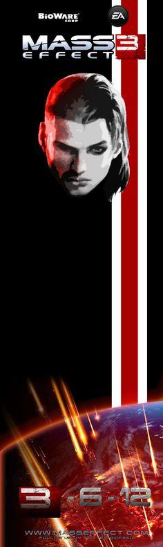 Bookmark Mass Effect 3 by Rukiisuta.deviantart.com on @deviantART