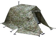 Arctic Oven™ 8 with  Vestibule Tent