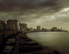 """The Malecon,Habana, Desiree Dolron Seaside """"main drag"""" in Havana Narrative Photography, Travel Photography, Complex Systems, Dutch Artists, Island Beach, Sculpture, Old Master, Plan Your Trip, Landscape Photographers"""