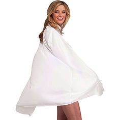 Black Friday Deal 45-Inch White Cape from Forum Novelties Cyber Monday