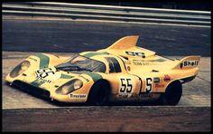 #55 Porsche 917 @ Nurburgring, 1971