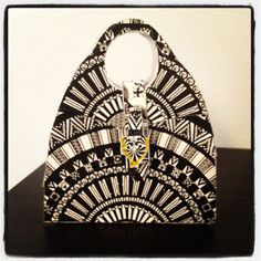 Laura Guadagni from Italy, for Gucci Cut & Craft...beautiful! Love the Art Deco inspiration