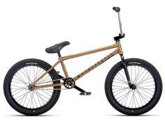 "wethepeople ""Envy"" 2017 BMX Bike - Gold Nickel | kunstform BMX Shop & Mailorder - worldwide shipping"