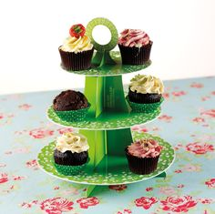 World's Biggest Coffee Morning cake stand | Baking goodies | Macmillan Cancer Support