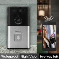 Package Inlcludes : 1 x Digoo SB-XYZ Wireless WIFI Smart Home Video Doorbell 1 x Digoo SB-XYZ Engli