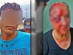 Homem espanca idosa de 78 anos por causa de R$ 2,00