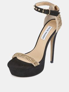 Shop online for free UK delivery & returns for over products including womens & mens clothing. Buy now pay nothing for 12 months Studded Sandals, Strap Sandals, Very High Heels, Kids Fashion, Women's Fashion, Buy Now, Steve Madden, Kids Outfits, Peep Toe