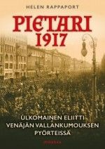 Kirja: Pietari 1917  (Helen Rappaport)