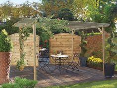 Voici quatre idées pour décorer votre jardin car il le vaut bien !