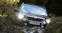 New Skoda Yeti Tipped To Come This Year As The Karoq
