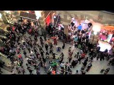 FLASH MOB DANCE IN AMSTERDAM 2011