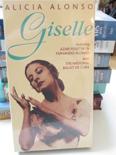 Giselle Alicia Alonso Enrique Pineda Barnet Ballet Documentary NEW VHS