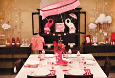"""""""Showered with Love"""" baby shower"""