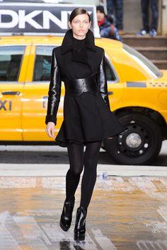 DKNY Fall 2012 New York fashion week