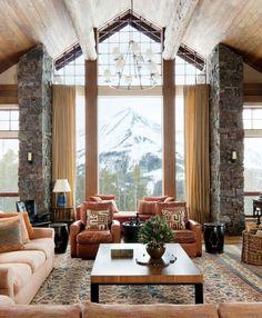 Beautiful Rustic Interior Design (16)