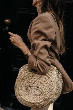 Meet The Camel Blazer • The Fashion Cuisine