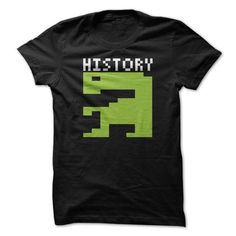 History of the worst game ever - #appreciation gift #husband gift. ADD TO CART => https://www.sunfrog.com/Gamer/History-of-the-worst-game-ever.html?68278