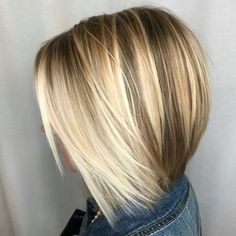 """Polubienia: 10.6 tys., komentarze: 99 – behindthechair.com (@behindthechair_com) na Instagramie: """"* Love is Blonde ;) ... by @ashleymac_hair / Tag #BEHINDTHECHAIR to be featured!"""""""