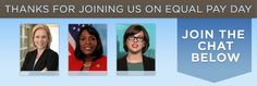 Check out Kirsten's chat with Rep. Terri Sewell and American Progress's Sarah Jane Glynn about how we can close the wage gap and strengthen women's economic security.