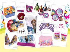 Petrecerea copilului in Constanta este transformata intr-o explozie de culoare cu accesoriile colorate si imprimate cu personajele lor preferate! Pahare, paie, farfurii, servetele si baloane tematice personalizate cu cele mai faimoase personaje de desene animate! 0762649069