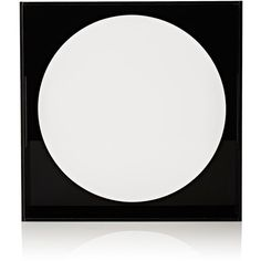 Lisa Perry Circle-Inset Square Tray ($295) ❤ liked on Polyvore featuring home, kitchen & dining, serveware, multi, lisa perry, acrylic tray and square tray