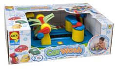 ALEX® Toys - Bathtime Fun Car Wash 808 : my 3 year old loves this in the bath. Great for kids who like to play with cars.