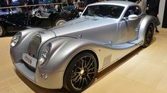 The 2015 Morgan Aero 8 at the Geneva Auto show. Look at it!!! No one else makes a car that looks that good and unique!