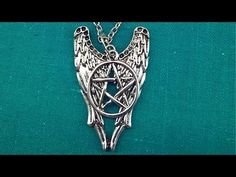 Supernatural Metal Necklace Review #supernatural https://youtu.be/CITe17R0YxA