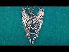 Supernatural Metal Necklace Review #supernatural https://youtu.be/CITe17R0YxA
