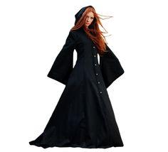 Disfraz Medieval Cassandra para Mujer en Varias Tallas. Gótica, Bruja o…