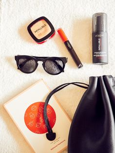 Getting ready for a nice summer day with L'Oreal Infallible makeup