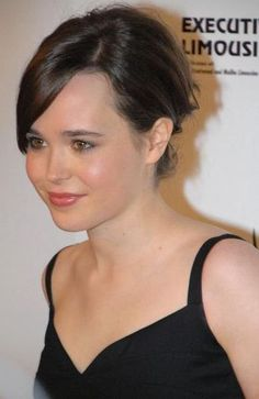 Ellen Page. absolute love!!!
