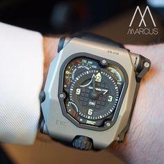 Urwerk EMC Time Hunter!!!! Coming Soon!!!! ⌚️