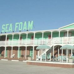 sea foam hotel Nags Head, NC - part of my heart resides here <3 childhood memories