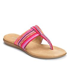 67dc48c682cd View our Chlairvoyant Fabric Thong Sandal at Aerosoles. Shop our large  variety of comfortable