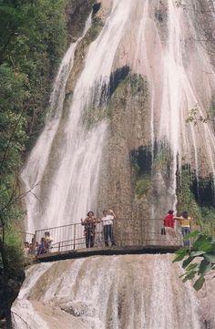 Cola de Caballo *aka Horsetail Falls, Monterrey, N.L., Mexico