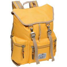 620fdf1080571 Poler Stuff Zilla Roamers Backpack - Laptop Sleeve in Mustard Fashion Tips