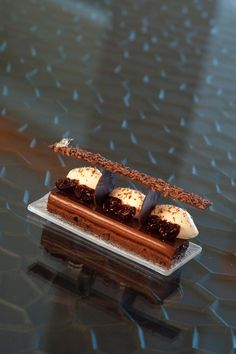 Black Forest Cake... The St. Regis Saadiyat Island Resort, Abu Dhabi...